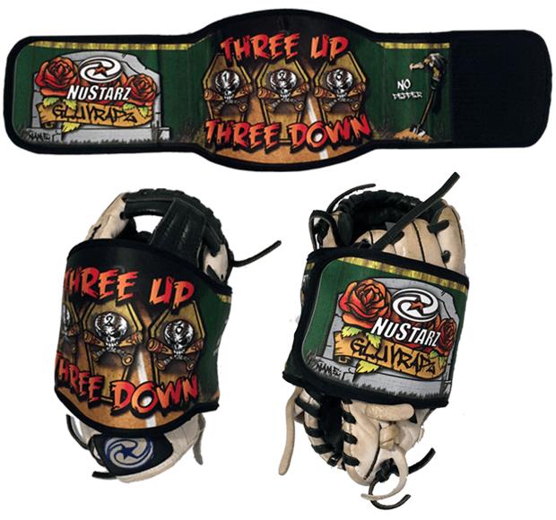 NuStarz-Baseball-Glove-Wraps-GluvRapz-3up-3down